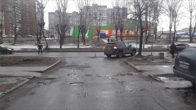 15-летняя девочка пострадала в ДТП в Череповце