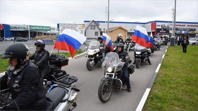 Участники мотопробега из Вологды прибыли в Вельск