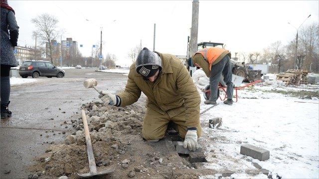 Пешеходов не оставят на обочине ремонтов