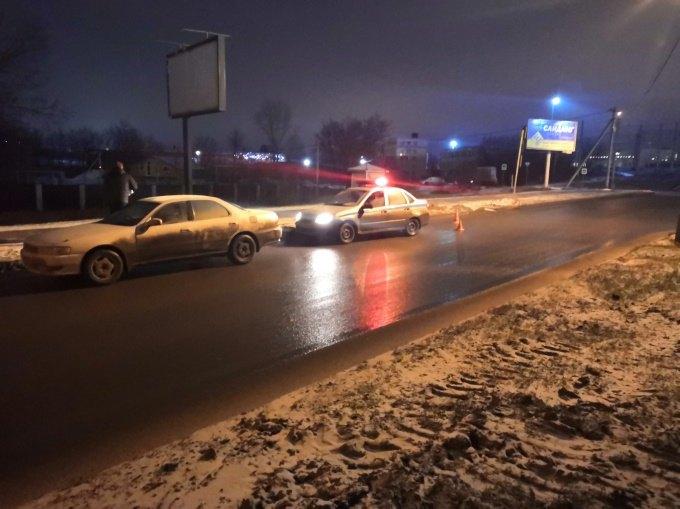 Мальчика сбила машина на пешеходном переходе