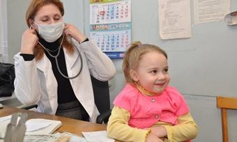 Врачи детской поликлиники 138