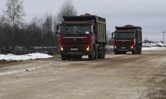 Кирилловское шоссе (от Р-5/А-119/ до Р-6/А-114/ через Кириллов) (ВИДЕО) | Дороги Вологодской области