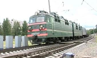 железнодарожний транспорт