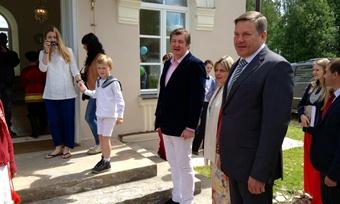 временно исполняющий обязанности губернатора региона Олег Кувшинников
