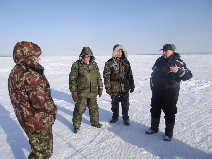 рыбалка в череповецком районе вологодской обл