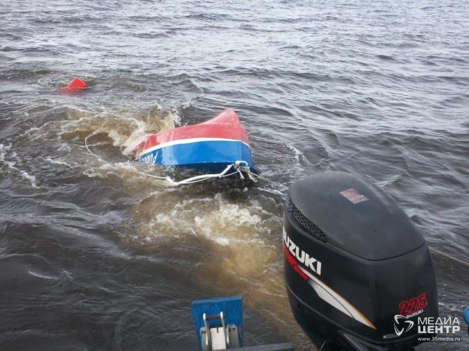 происшествие на лодках