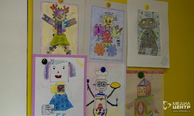 "Картинки по запросу ""роботы на службе человека рисунки"""""